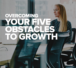Overcoming Your Five Obstacles To Growth