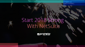 Start Strong with NetSuite ERP