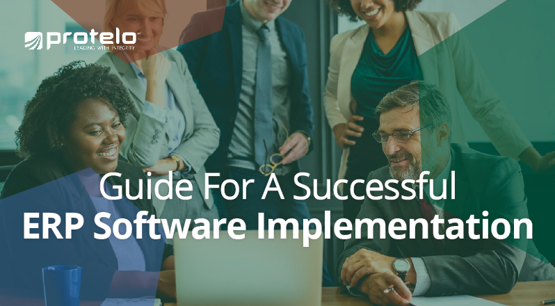 Guide For A Successful ERP Software Implementation