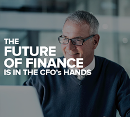 Future of Finance is in the CFO's Hands