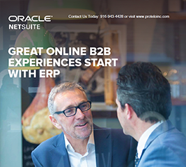 Great online B2B Experiences Start with ERP