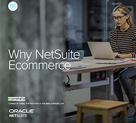 Why NetSuite Ecommerce