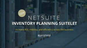 NetSuite inventory Suitelet