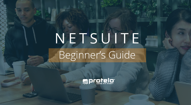 Purchase NetSuite from Protelo Inc - NetSuite Partner