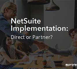 NetSuite implementation tips-The NetSuite partner difference
